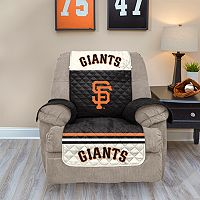 San Francisco Giants Quilted Recliner Chair Cover