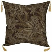 Bombay® Outdoors Palmetto Floral 2 pc Reversible Throw Pillow Set