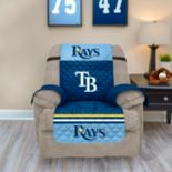 Tampa Bay Rays Quilted Recliner Chair Cover