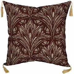 Bombay® Outdoors Royal Zanzibar Medallion 2 pc Reversible Throw Pillow Set