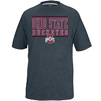 Boys 8-20 Ohio State Buckeyes Heathered Vital Tee