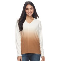 Women's Napa Valley Dip-Dye Sweater