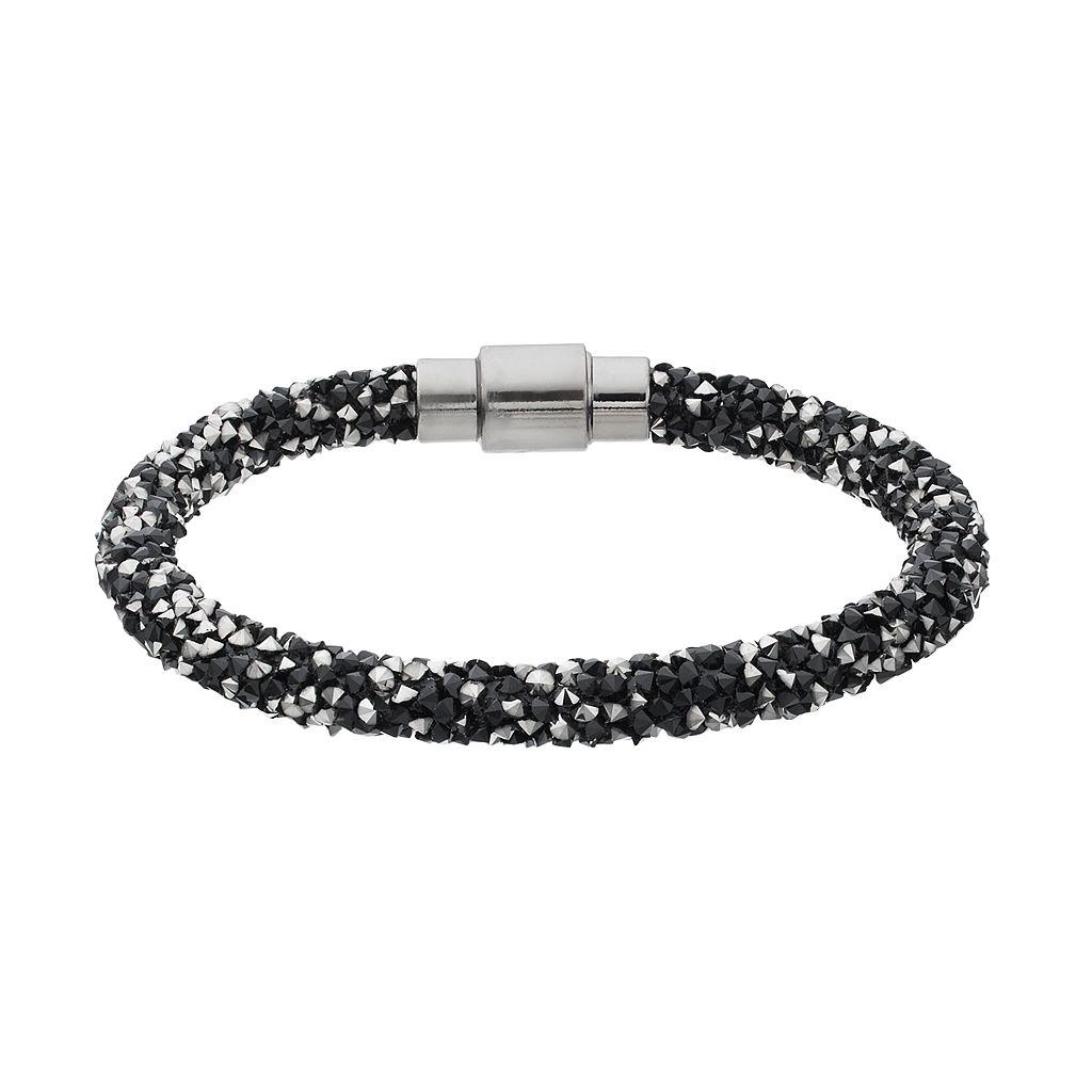 Simply Vera Vera Wang Faceted Stone Bracelet