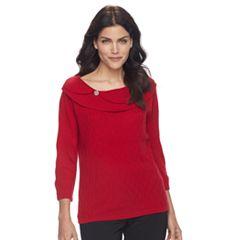 Women's Napa Valley Textured Sweater