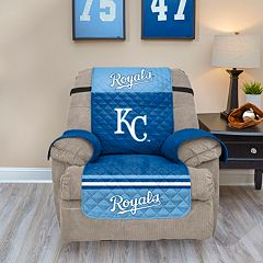Kansas City Royals Quilted Recliner Chair Cover