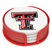 Thirstystone Texas Tech University Coaster Set