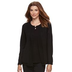 Women's Napa Valley 2-Fer Sweater