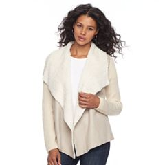 Women's Napa Valley Sherpa Cardigan
