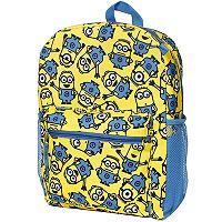 Kids Despicable Me Minions 5 pc Backpack, Lunch Box & Accessories Set