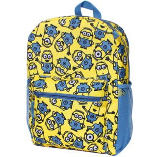 Kids Despicable Me Minions 5-pc. Backpack, Lunch Box & Accessories Set