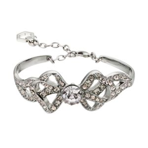 Simply Vera Vera Wang Bow Bracelet
