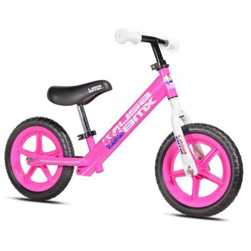 Youth12-Inch USA BMX Balance Bike