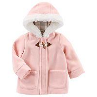 Baby Girl OshKosh B'gosh® Flannel-Lined Jacket