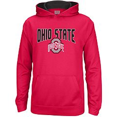 Boys 8-20 Ohio State Buckeyes Foundation Hoodie