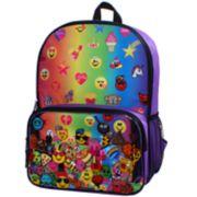 Emojination Backpack & Lunch Bag Set