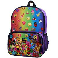 Emojination Backpack & Lunch Bag Set