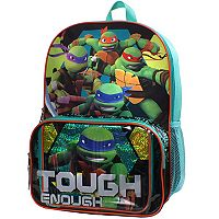 Kids Teenage Mutant Ninja Turtles Raphael, Michelangelo, Leonardo & Donatello