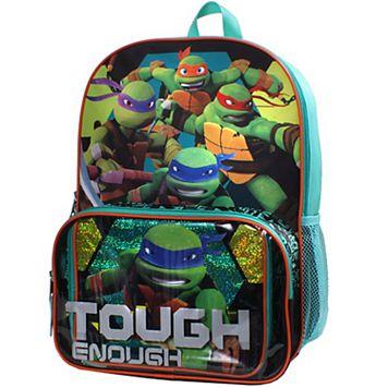 Kids Teenage Mutant Ninja Turtles Raphael, Michelangelo, Leonardo & Donatello