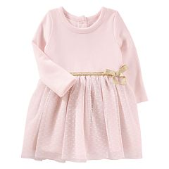 Baby Girl OshKosh B'gosh® Tulle Lace Dress