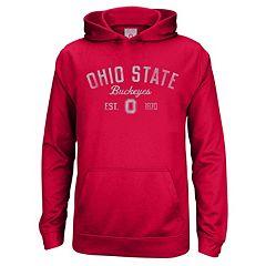 Boys 8-20 Ohio State Buckeyes Pullover Hoodie
