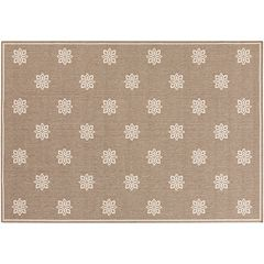 Surya Baxter Medallion Indoor Outdoor Rug