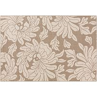 Surya Birch Mountain Floral Indoor Outdoor Rug
