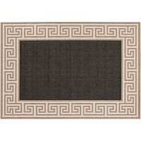 Surya Bishhorn Framed Geometric Indoor Outdoor Rug