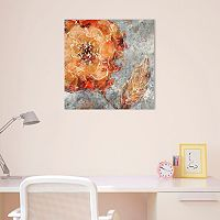 Amanti Art Ashanti I Floral Canvas Wall Art