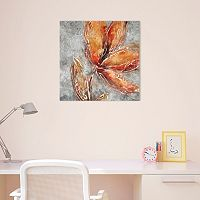 Amanti Art Ashanti II Floral Canvas Wall Art