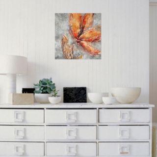 Amanti Art Ashanti II Floral Canvas Wall Art