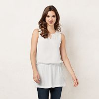 Women's LC Lauren Conrad Beaded Tunic