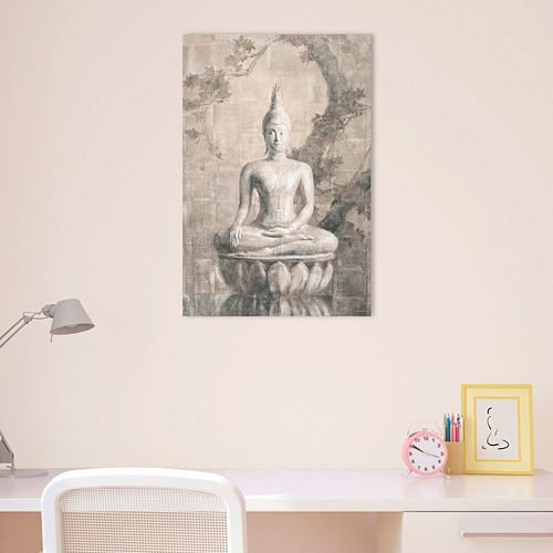 Amanti Art Buddha Canvas Wall Art