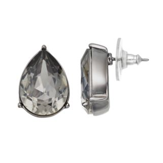 Simply Vera Vera Wang Teardrop Stud Earrings