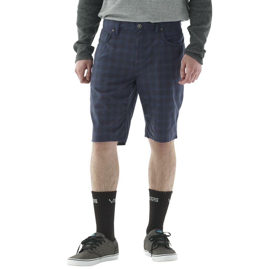 Men's Vans Checksy Shorts
