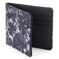 Men's Urban Pipeline® Canvas Bifold Wallet