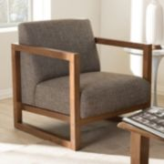 Baxton Studio Valencia Accent Chair