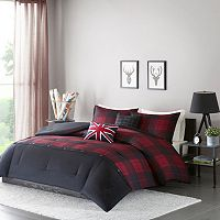 Intelligent Design Hunter Comforter Set