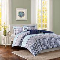 Intelligent Design Clarissa Comforter Set