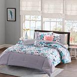 Intelligent Design Tiffany Comforter Set