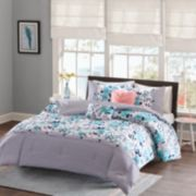 Intelligent Design Tiffany Comforter Set