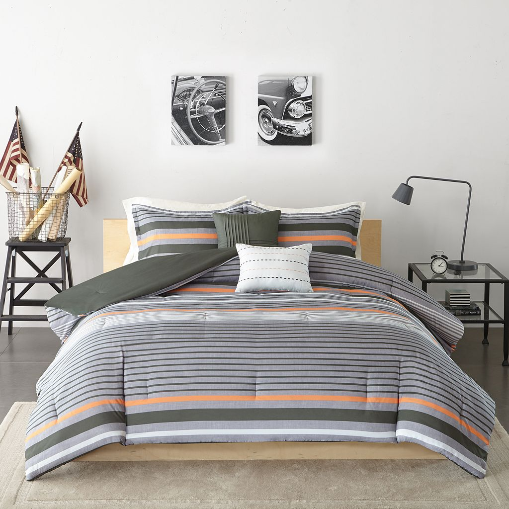Intelligent Design Jason Comforter Set