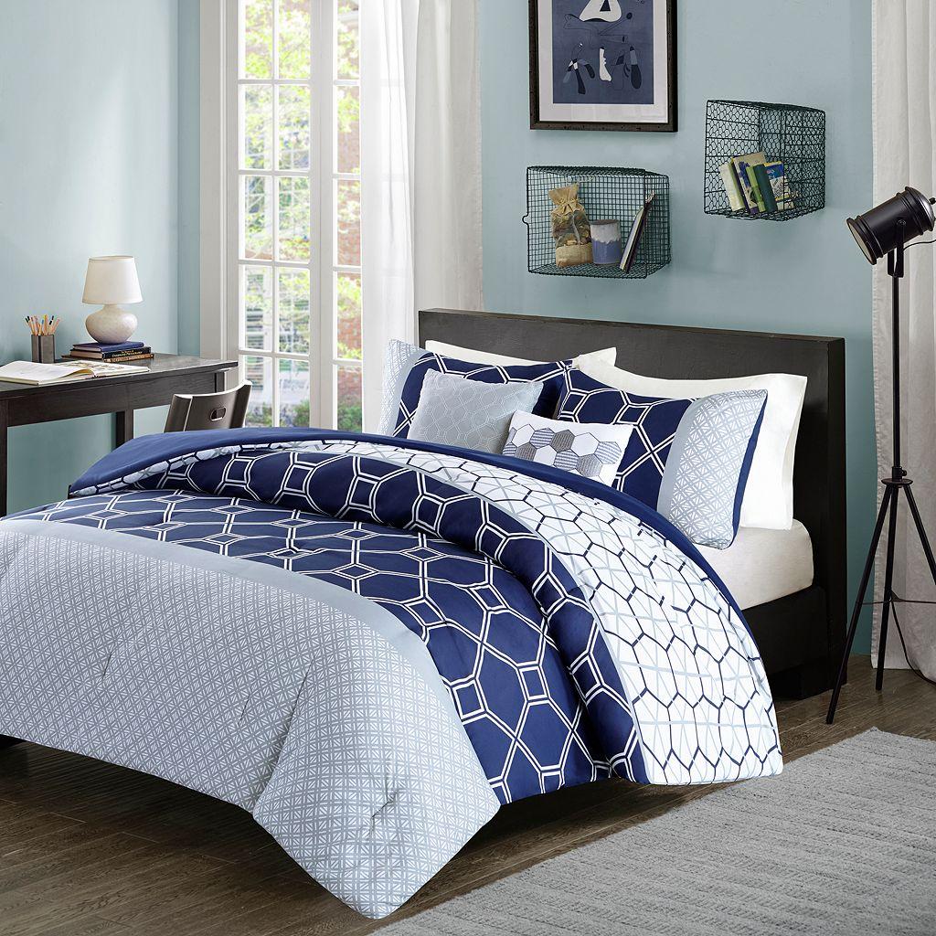 Intelligent Design Zara Comforter Set