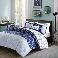 Intelligent Design Zara Comforter Set