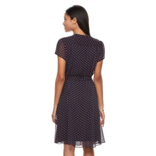 Women's MSK Print Shirtdress