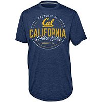 Men's Champion Cal Golden Bears Blended Tee