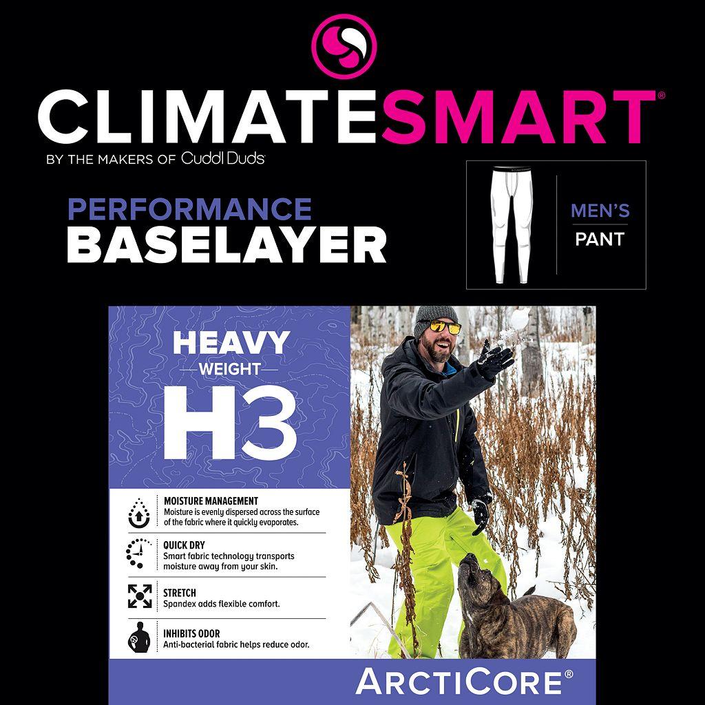 Men's Climatesmart ArctiCore French Terry Stretch Sport Performance Leggings