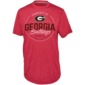 Men's Champion Georgia Bulldogs Blended Tee