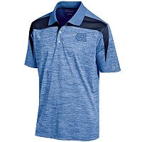 Men's Champion North Carolina Tar Heels Boosted Stripe Polo