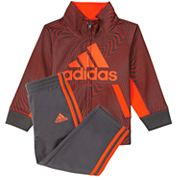 Baby Boy adidas Print Track Jacket & Pants Set