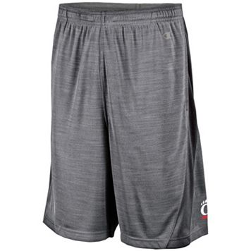 Men's Champion Cincinnati Bearcats Boosted Stripe Shorts
